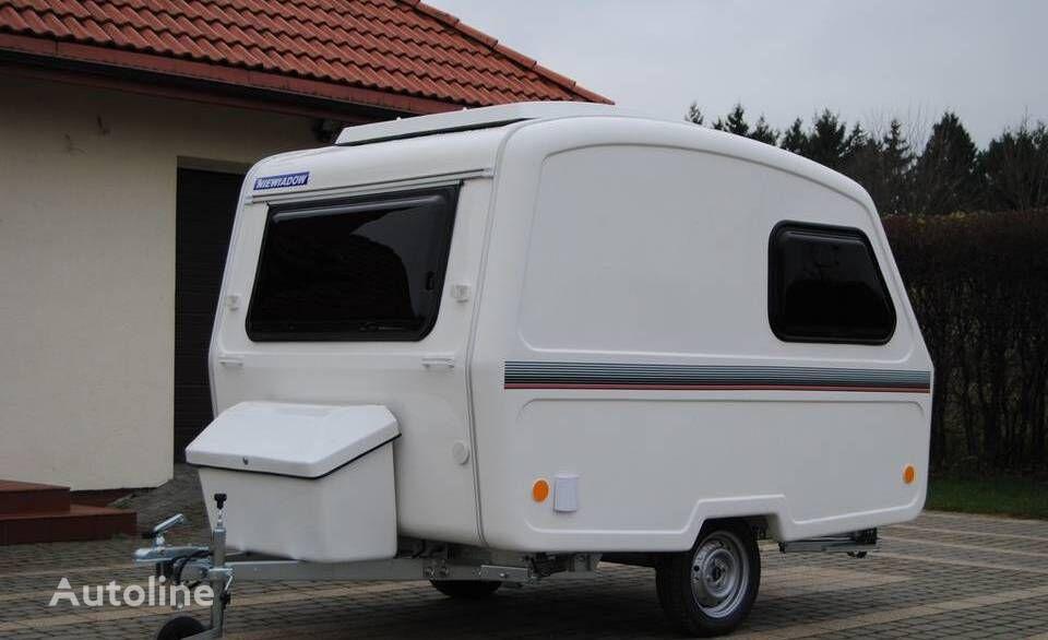 new NIEWIADOW N126E caravan trailer