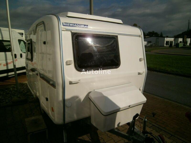 new NIEWIADOW N126ET caravan trailer